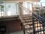 Schody + balustrada