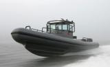 Relingi łodzie RIB